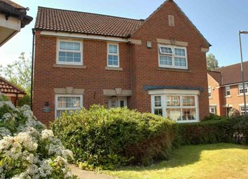 Thumbnail 4 bed detached house for sale in Dawson Road, Market Weighton, York