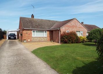Thumbnail 4 bedroom bungalow for sale in Little Snoring, Fakenham, Norfolk