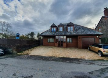 Thumbnail 4 bedroom detached house for sale in Drope Road, Peterstone Super Ely, Cardiff