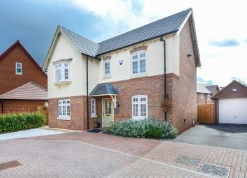 Thumbnail 4 bed detached house for sale in Red Cross Way, Nuneaton