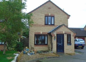 Thumbnail 3 bedroom detached house to rent in Grovebury Court, Wootton, Bedford