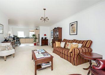 Thumbnail 3 bedroom flat for sale in Bentley Place, 57-59 Baker Street, Weybridge, Surrey