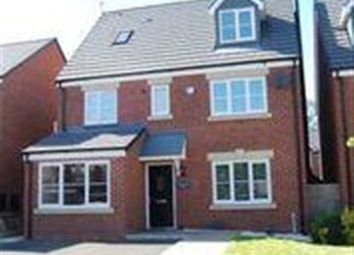 Thumbnail 5 bed property to rent in Ainscough Drive, Burscough, Ormskirk