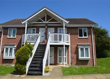 Thumbnail 1 bed flat to rent in Mill Close, Bradley Valley, Newton Abbot, Devon.