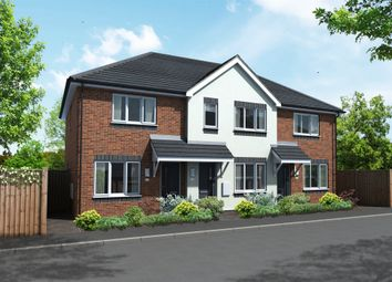 Thumbnail 2 bed end terrace house for sale in Hawkins Lane, Burton-On-Trent