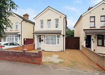 Thumbnail 3 bed detached house for sale in Harrowden Road, Shortstown, Bedford