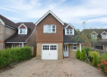 Thumbnail 4 bed detached house for sale in Williamson Close, Winnersh