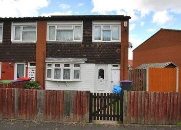Thumbnail 3 bed end terrace house for sale in Cedar Close, Overdale, Telford, Shropshire