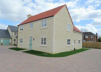 Thumbnail 5 bedroom detached house for sale in Wootton Close, Deeping St. James, Peterborough