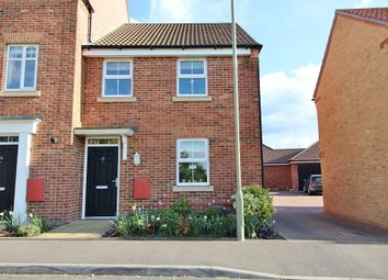 Thumbnail 3 bedroom end terrace house for sale in Athens Way, Waterlooville