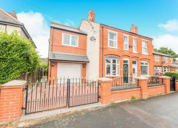 Thumbnail 4 bed semi-detached house for sale in Ravenscroft Road, Willenhall, West Midlands