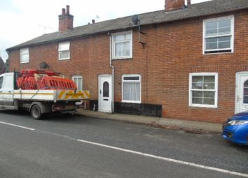 Thumbnail 2 bedroom terraced house to rent in Ipswich Road, Needham Market
