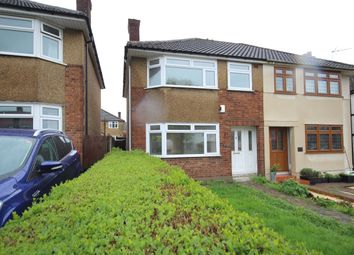 Thumbnail 1 bed semi-detached house to rent in Havering Road, Rise Park