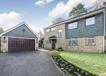 Thumbnail 4 bedroom detached house for sale in Fleet, Hampshire, .