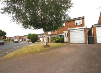 Thumbnail 3 bed detached house for sale in Gainford Rise, Binley, Coventry