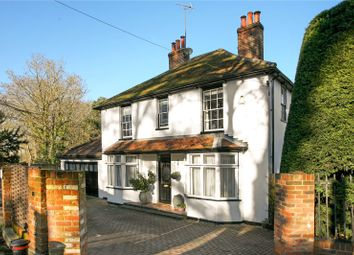 Thumbnail 4 bedroom detached house for sale in Station Road, Theale, Reading, Berkshire