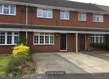 Thumbnail 2 bed terraced house to rent in Bessancourt, Holmes Chapel