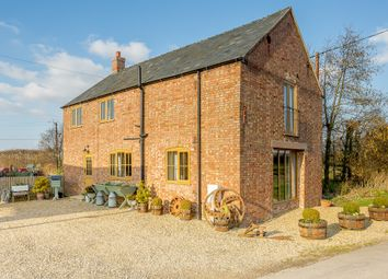 Thumbnail 4 bed barn conversion for sale in New Drove, North Brink, Wisbech