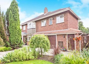 Thumbnail 4 bedroom detached house for sale in Partridge Avenue, Manchester, Greater Manchester