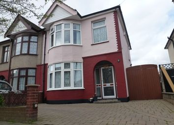 Thumbnail 3 bed semi-detached house for sale in Glenhurst Road, Southend-On-Sea