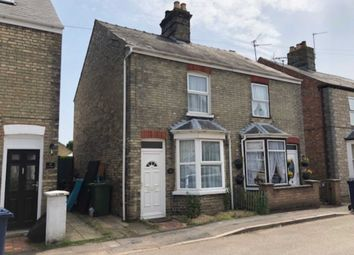 Thumbnail 2 bed semi-detached house to rent in York Road, Chatteris