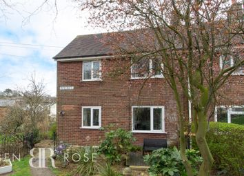 Thumbnail 2 bed end terrace house for sale in Ryecroft, Heapey, Chorley