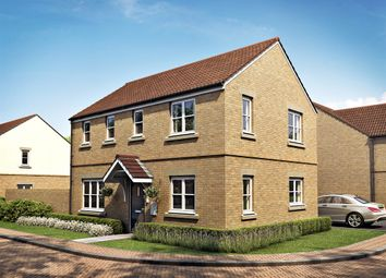 """Thumbnail 3 bedroom detached house for sale in """"The Clayton Corner"""" at Cambridge Road, Fenstanton, Huntingdon"""
