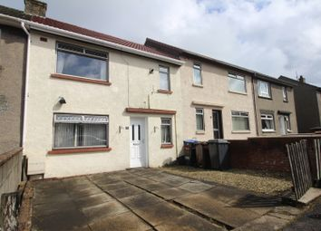 Thumbnail 2 bed terraced house for sale in Ballochmyle Avenue, Auchinleck, Ayrshire