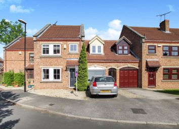Thumbnail 4 bed link-detached house for sale in Burns Way, Clifford