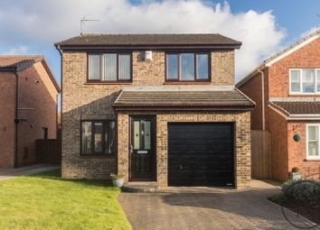 Thumbnail 3 bed detached house for sale in Blake Close, Billingham