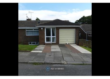 Thumbnail 4 bed semi-detached house to rent in Chillingham Road, Durham City