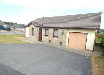 Thumbnail 2 bed detached bungalow for sale in Hywel Way, Pembroke, Pembrokeshire