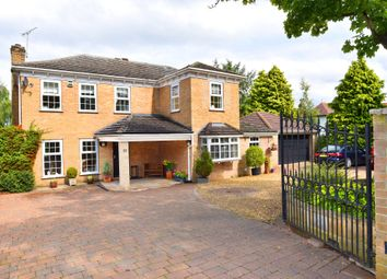 Thumbnail 4 bed detached house for sale in Green Lane, Harrogate