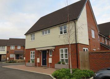 Thumbnail 3 bed end terrace house for sale in Braeburn Road, Aylesbury, Aylesbury
