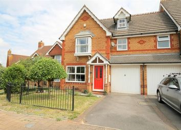 Thumbnail 3 bed end terrace house for sale in Wadham Grove, Emersons Green, Bristol