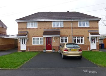 Thumbnail 2 bed mews house to rent in Cloughfield, Penwortham, Preston