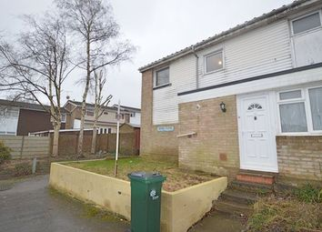 Thumbnail 3 bed end terrace house to rent in Webb Close, Broadfield