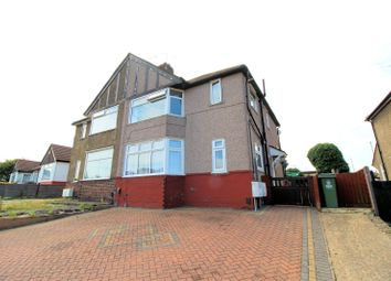 Thumbnail 2 bed maisonette for sale in Camrose Avenue, Northumberland Heath, Kent