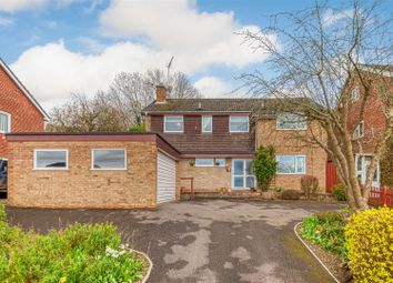 Thumbnail 4 bed detached house for sale in Hillside, Daventry