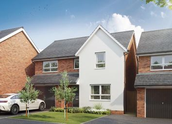 """Thumbnail 4 bed detached house for sale in """"Hemsworth"""" at Godwell Lane, Ivybridge"""