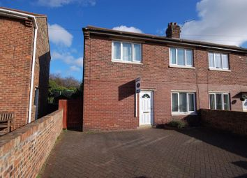 2 bed semi-detached house for sale in Moor View, Camperdown, Newcastle Upon Tyne NE12