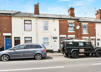 Thumbnail 3 bedroom terraced house for sale in Portland Street, Pear Tree, Derby