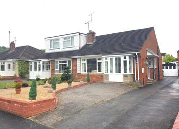 Thumbnail 2 bed semi-detached bungalow for sale in Spring Farm Road, Stapenhill, Burton-On-Trent