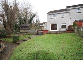 Thumbnail 1 bedroom end terrace house for sale in Truro Drive, Plymouth