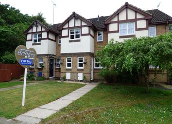 Thumbnail 2 bed terraced house for sale in Lyndsey Close, Farnborough