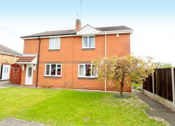 Thumbnail 3 bed semi-detached house for sale in Milldale Walk, Sutton-In-Ashfield, Nottinghamshire