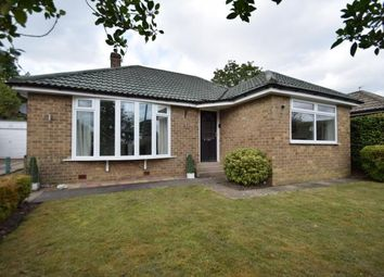 Thumbnail 3 bed bungalow for sale in Woodhall Croft, Stanningley, Pudsey, West Yorkshire