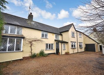 Thumbnail 4 bed detached house for sale in The Street, Takeley, Bishop's Stortford