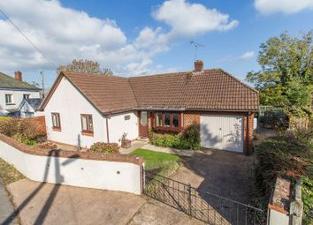 Thumbnail 3 bed detached bungalow for sale in School Lane, Tedburn St. Mary, Exeter