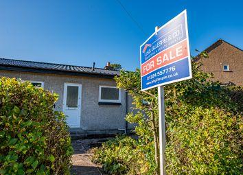 Thumbnail 3 bed semi-detached bungalow for sale in 7 Castle Crescent, Torwood, Larbert, Falkirk, Stirlingshire